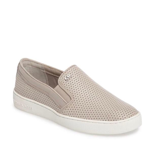 493c0a4e205f05 MICHAEL Michael Kors Shoes | Michael Kors Keaton Slip On | Poshmark